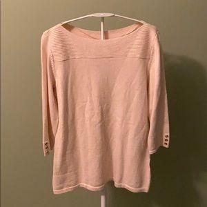 Karen Scott NWT Sweater